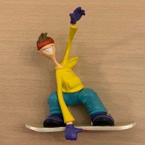 2002  Hallmark Ornament Snowboarder
